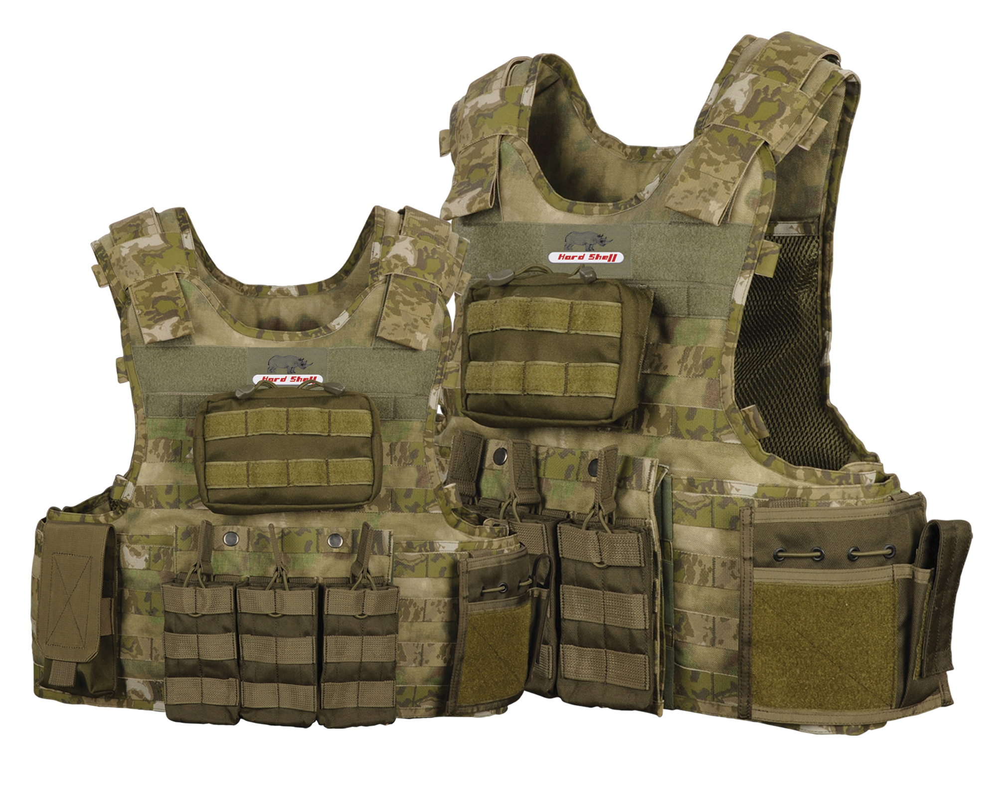 <h4>Tactical Vest <br />Combat Gear</h4>